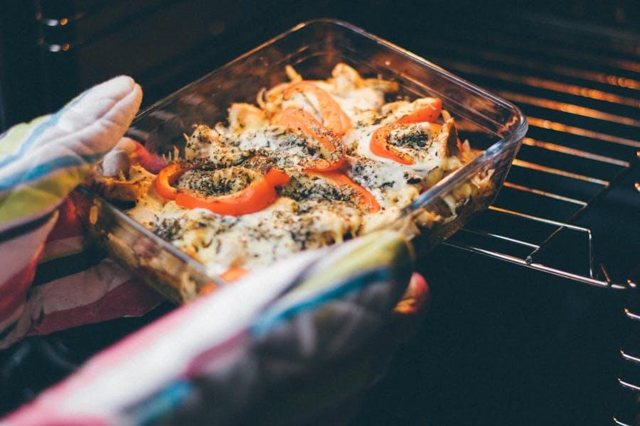 méthode de cuisson au four
