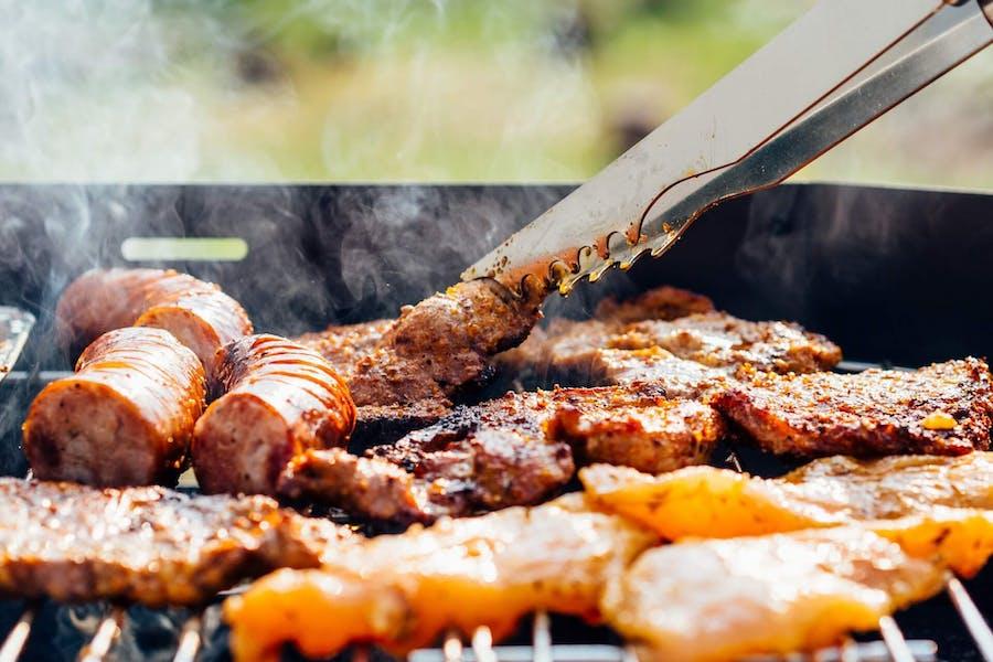 méthode de cuisson au grill