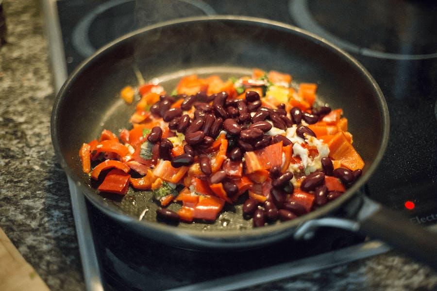 méthode de cuisson à la poele