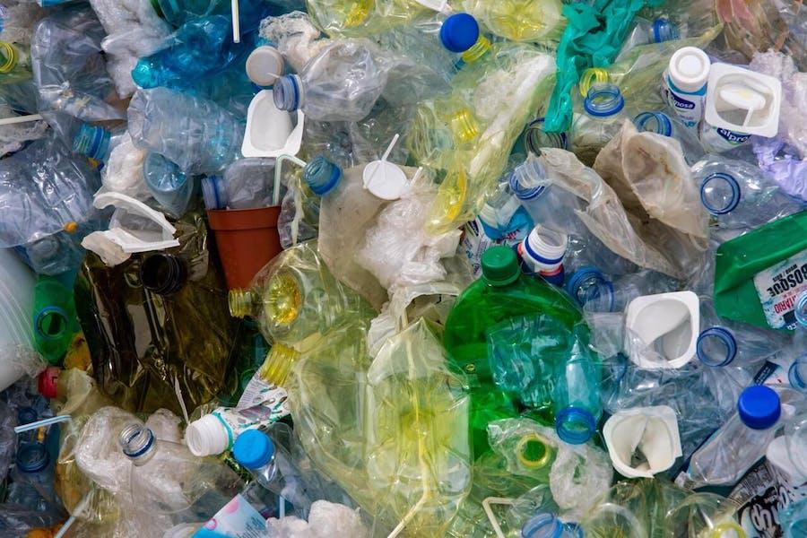 les emballages alimentaires source de pollution