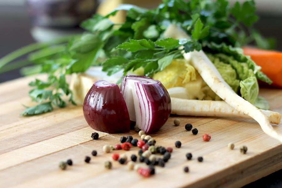 Des légumes oubliés en cuisine