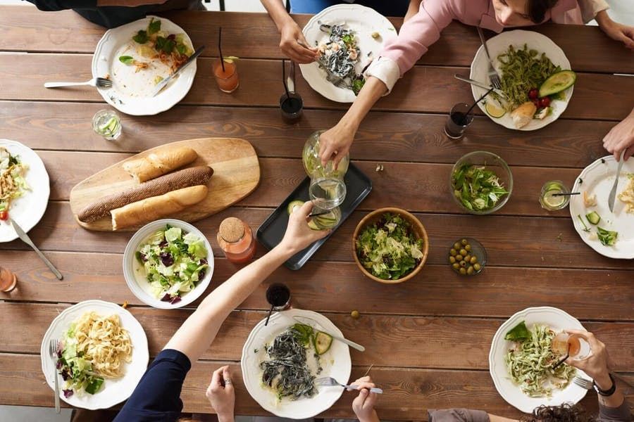 Comment manger mieux en respectant la règle de 3V ?